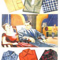 50〜60年代に流行したニット&シャツ・スタイル:カジュアルなシャツいろいろ