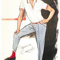 50〜60年代に流行したニット&シャツ・スタイル:イタリアン調のポロシャツ
