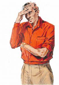 50〜60年代に流行したニット&シャツ・スタイル:サファリファッション(シャツジャンパー)