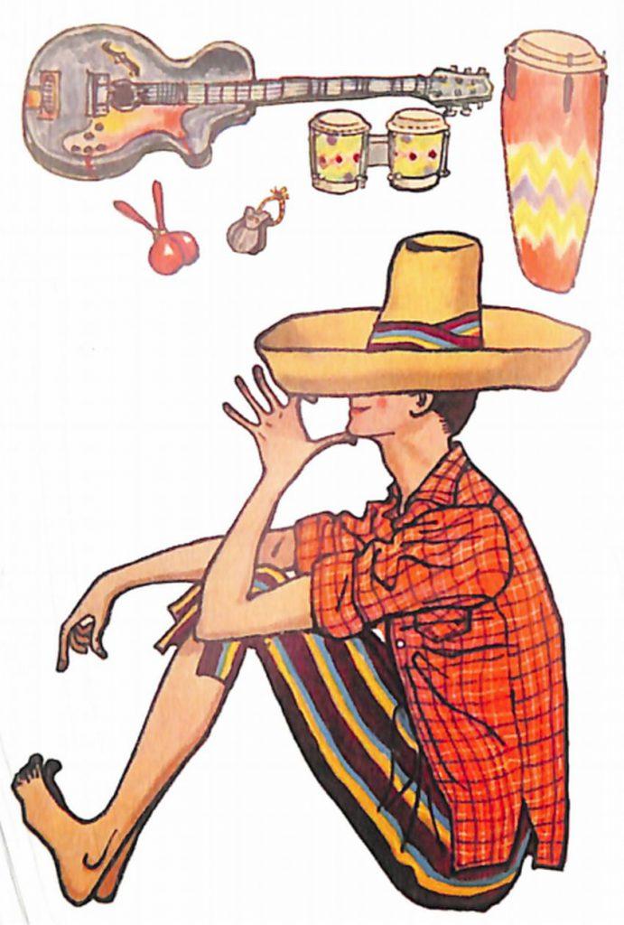 50〜60年代に流行したニット&シャツ・スタイル:60年夏のリゾートウエア