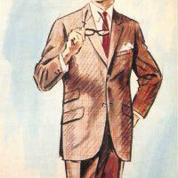 50〜60年代に流行したスーツ・スタイル:1965年のブリティッシュ・スーツ