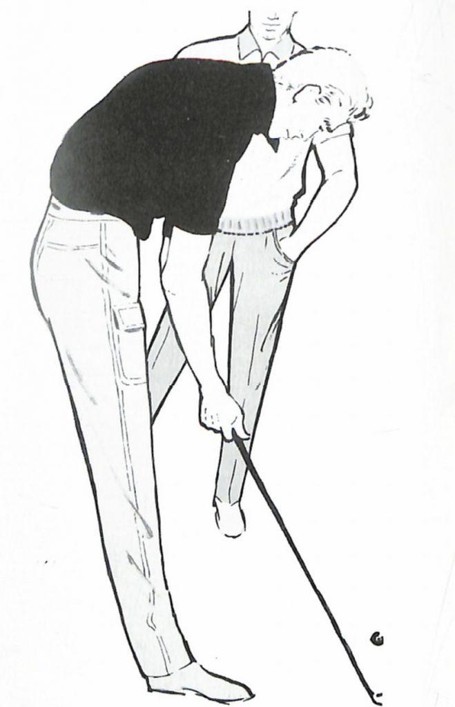 50〜60年代に流行したニット&シャツ・スタイル:60年夏のゴルフウエア