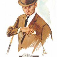 50〜60年代に着こなしスタイル:アクセサリーの着こなし効果