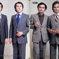きちんとした装いこそ男の身だしなみ。メンズ・モードのすべてを網羅した大百科事典:テーラード・スーツ