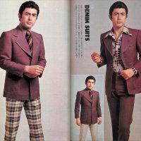 きちんとした装いこそ男の身だしなみ。メンズ・モードのすべてを網羅した大百科事典:レジャー・スーツ